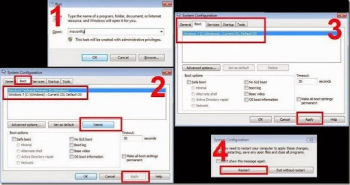 menghapus os windows dari partisi hardisk