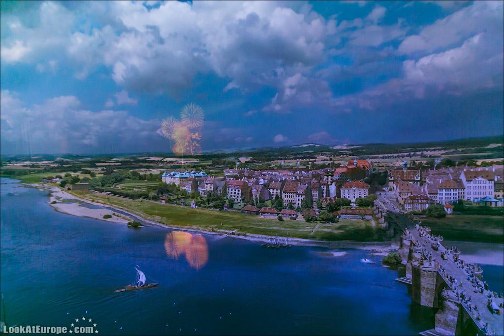 Дрезден. Панометер