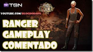 Path of Exile - Ranger Gameplay Comentado