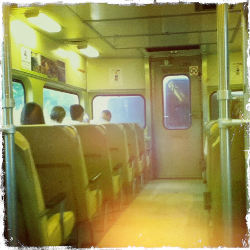 Riding on patco