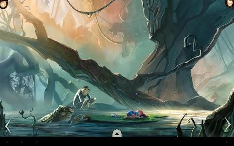 Thumbelina: Journey to a Dream screenshot 5