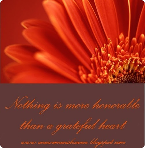 Gratitude 3 Word Art