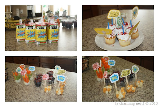 5th birthday party1