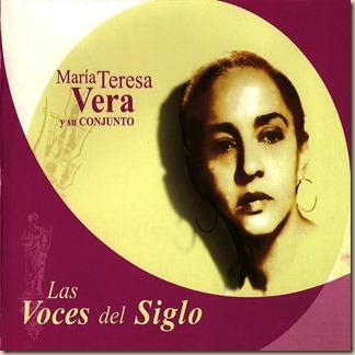 María Teresa Vera Y Su Conjunto-fron