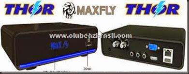 MAXFLY THOR 3D HD NOVA ATUALIZAÇÃO - V 1017 - 26.7.2014