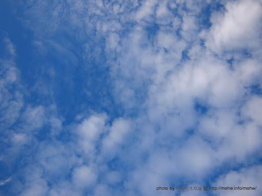 今天的天空頗藍... 這就是O記藍吧? 區域 台中市 嗜好 心情 攝影 西屯區
