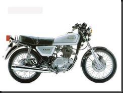 Kawasaki Z200 77