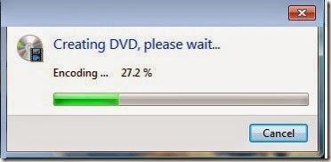 cara memburning video kedalam vcd