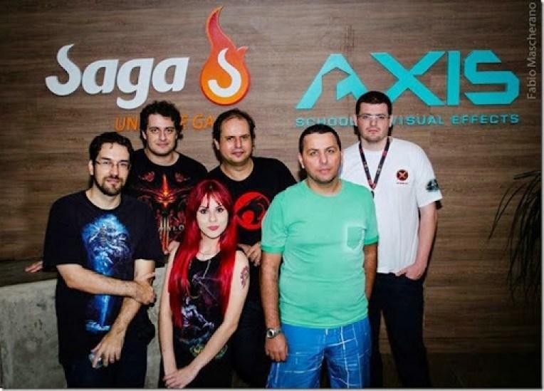 Fabiano Lordmons, Fernando Hidden, Marcelluz Gamer, Rogério Coja, Ingrid Christeen, Daniel ArenaOX