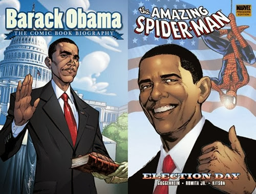ObamaComicCovers