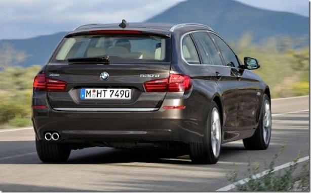 BMW mostra o Série 5 2014 (3)