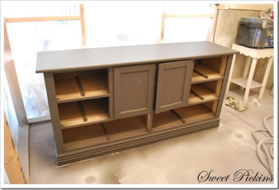 hutch and sofa table 024