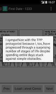 XKCD HoloYolo screenshot 2