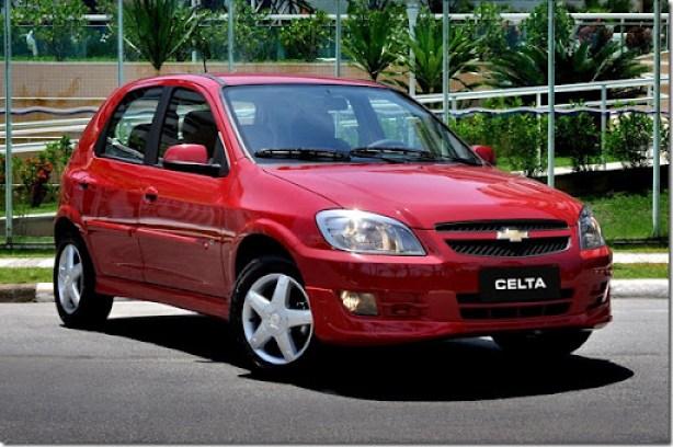 Celta ultrapassa a marca de 1,5 milhão de unidades produzidas em Gravataí