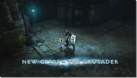 New Class - The Crusader