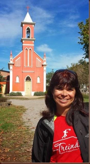 Igrejinha em Bento Gonçalves