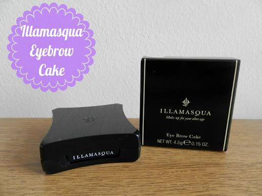 illmasaqua eyebrow cake review