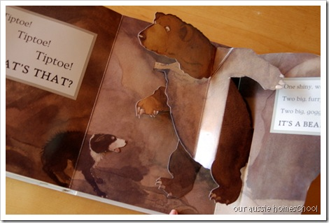 Bear Hunt Pop-Up Book