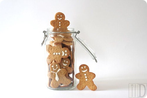 gingerbread omie