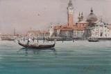 Acuarela de Joseph Zbukvic (Australia) Watercolor