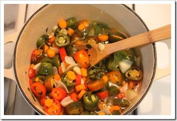 Jalapeños en Vinagre Pickles5
