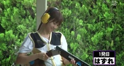 永尾まりや(まりやぎ)銃その2