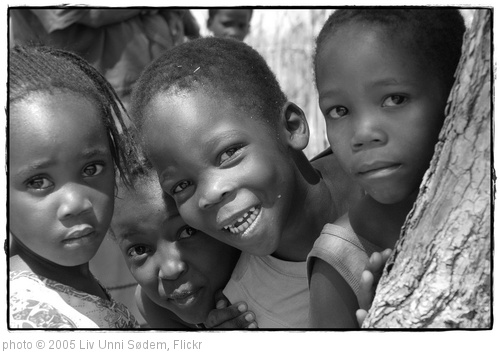 'Happy and sad, Namibia' photo (c) 2005, Liv Unni Sødem - license: http://creativecommons.org/licenses/by/2.0/