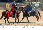 'Kinghts jousting at the TRF' photo (c) 2010, Frank Kovalchek - license: http://creativecommons.org/licenses/by/2.0/