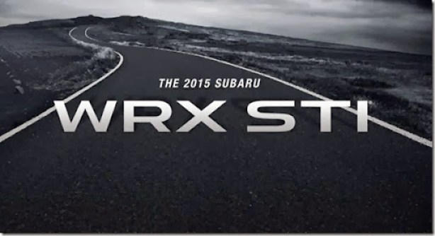 SUBARU OF AMERICA, INC. WRX STI