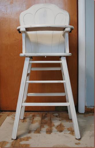 high chair 025-2
