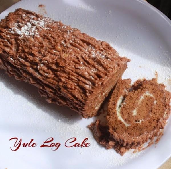 Yule Log Cake3