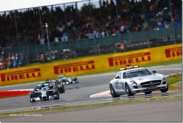 2014 Formula One British Grand Prix, Silverstone International Race Circuit, Towcester, Northampton, Great Britain, 3rd - 5th July 2014. World Copyright: © Andrew Hone Photographer 2014.Ref:  _ONZ2775