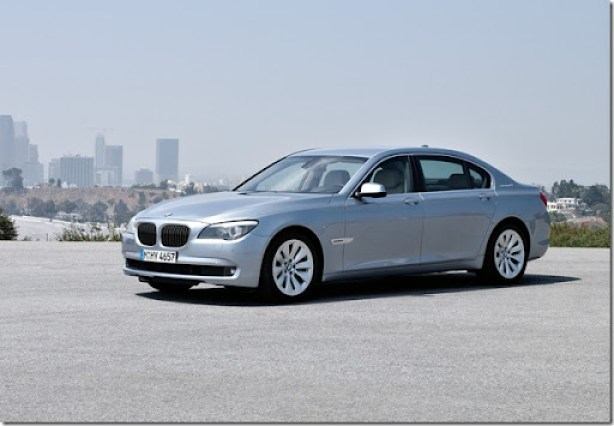 BMW Série 7 Activehybrid [1]