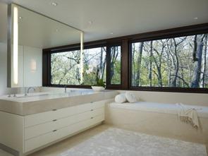 baño-minimalista-marmol-blanco