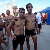 XI Travesía a nado l'Illa-Port de Benidorm (26-Agosto-2012)