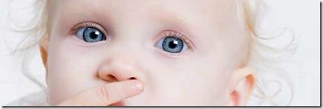 occhi neonato