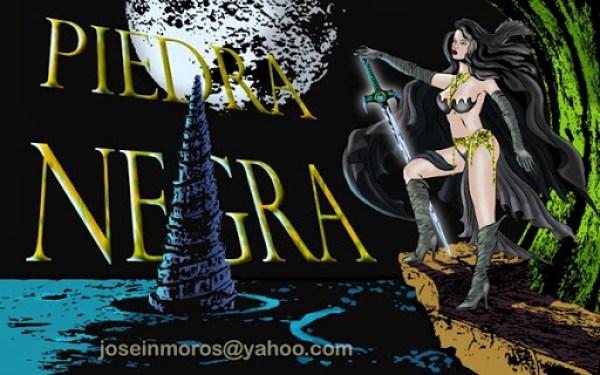 Piedranegra, ilustración