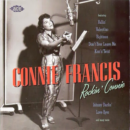 Connie Francis - Rockin' Connie - Booklet 01