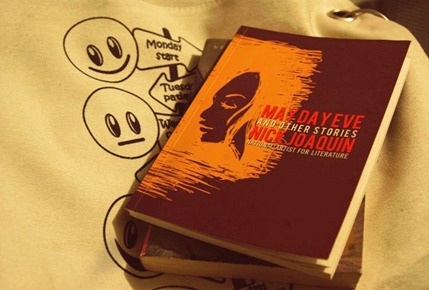 manila my manila by nick joaquin Are you sure you want to remove nick joaquin from your list.