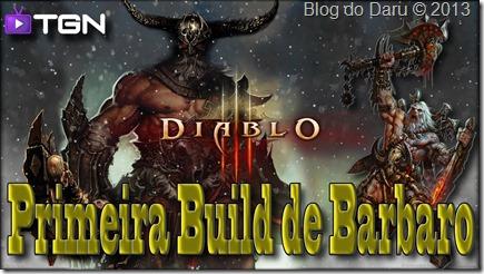 Diablo 3 Dicas – #Gameplay Contruindo um Barbaro