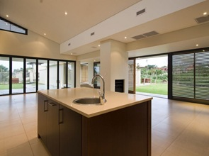 diseño interior casa minimalista CASA WATT 2