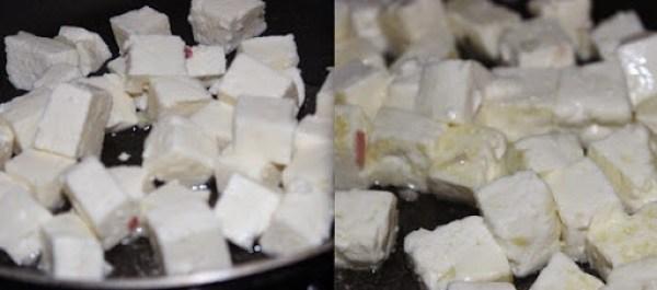 Panner butter masala step 4