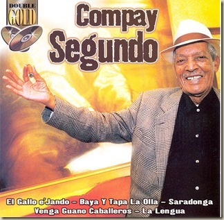 Compay Segundo - Double Gold a