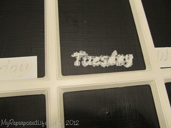 cupboard door chalkboard (11)