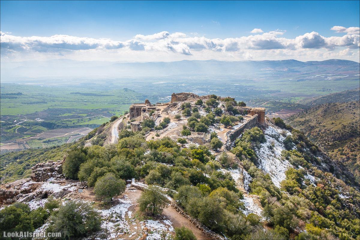 Снег в крепости Нимрод