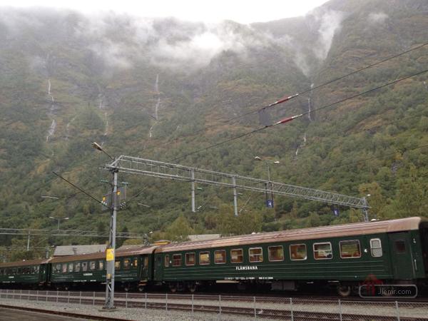 挪威森林小火車