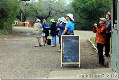 Birders, Bentsen RGV State Park, Mission, TX