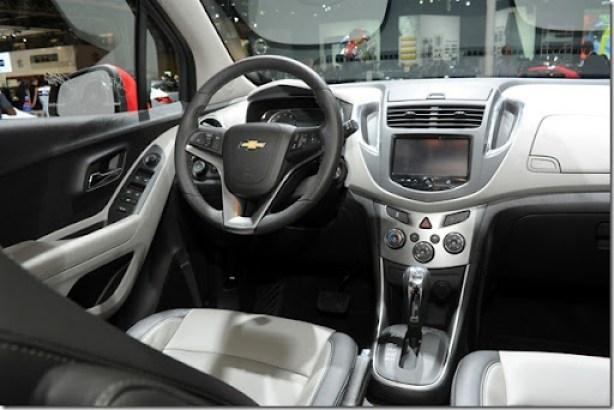 Chevrolet Trax  (1)