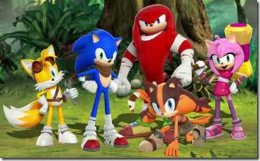Sonic Boom: Tem uma nova personagem conheça Stick