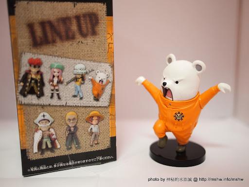 """這算心想事成嗎?! 海賊王~全家一番賞! D賞""""BEPO"""" Anime & Comic & Game 嗜好 模型 海賊王"""